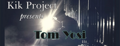 "LIVE TOM YOSI ""Τhe Electric Church Sessions 