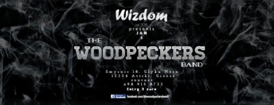 The Woodpeckers Band live at Wizdom | 5 Ιανουαρίου 2019