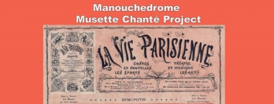 Manouchedrome Musette Chanté Project
